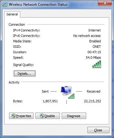 Cara Memasang DNS Nawala di Windows 7 dan Vista